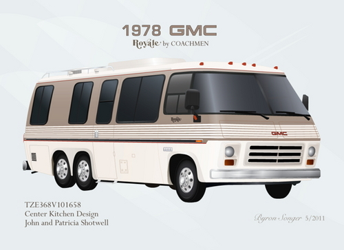 John and Pat Shotwell's 1978 GMC Royale